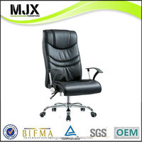 Modern hot selling executive office chairs without wheels