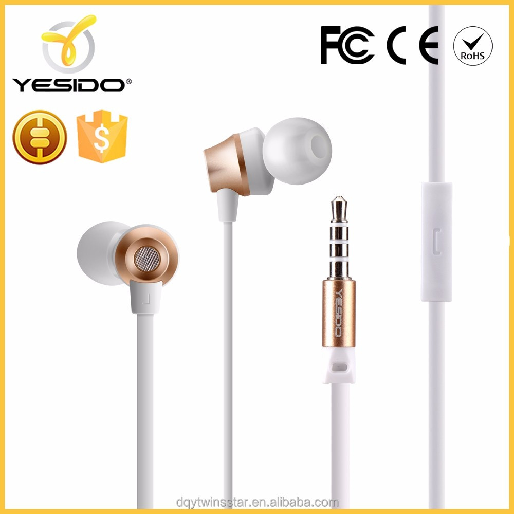 Competible Price <strong>manufacturing</strong> for mobile phone use couple earphone