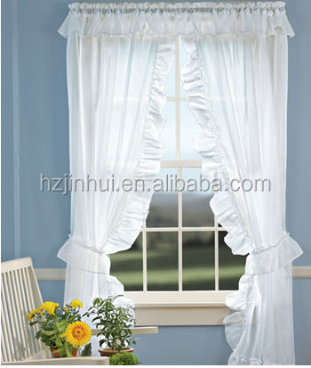 Voile Curtain Panels