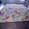 Pink Flower Rug, alphabet/ number rugs
