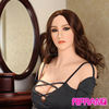 3D 165 cm New sex doll realistic full body silicone adult sex doll for male,lifelike love dolls oral/vagina/anal sex toys