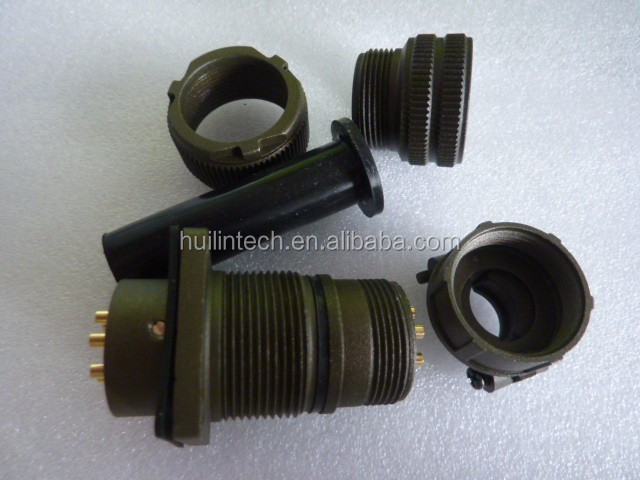 KUK replace military plug KDB 06E 12S VG95234 series aviation connector