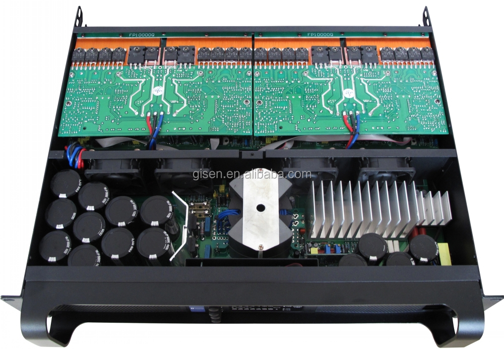 FP10000Q power amplifier 4x1350w