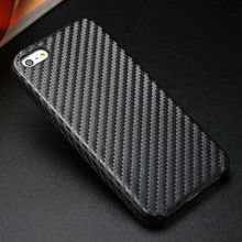 Luxury leather case for iphone5s, covers for iphone 5, for iphone 5 carbon fiber back cover