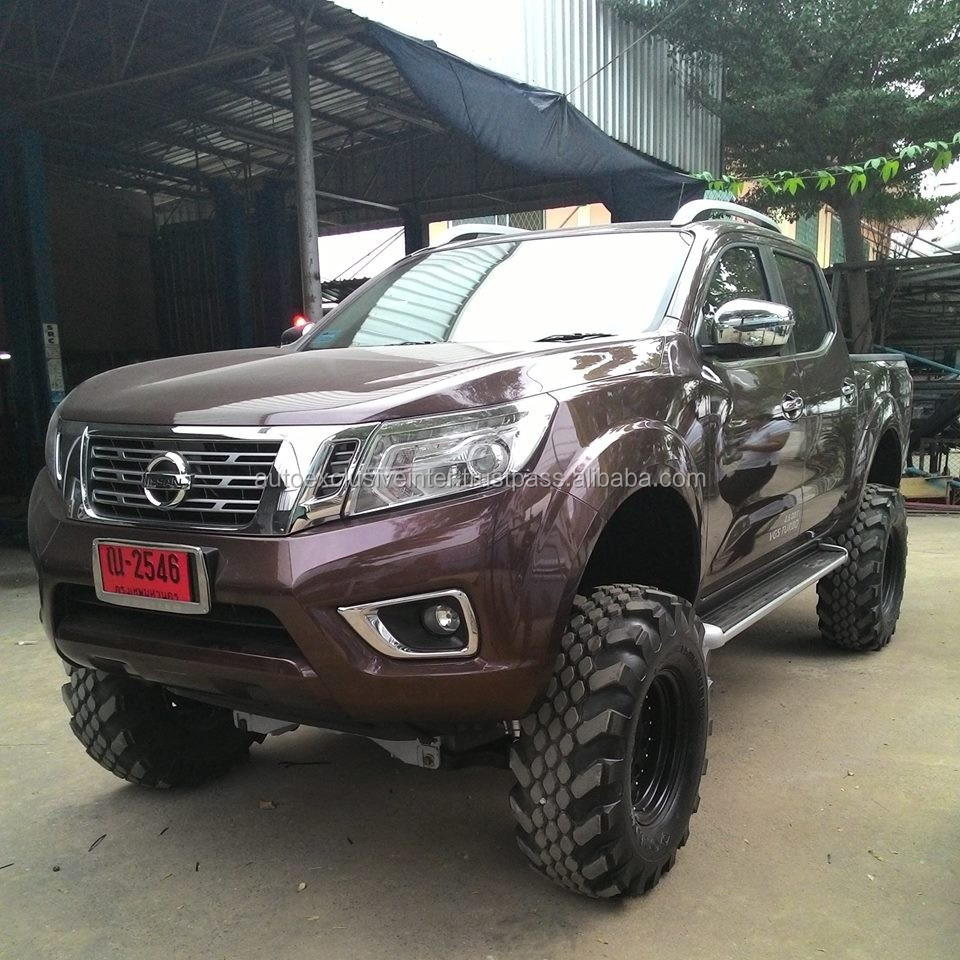 navara NP300 lift kit