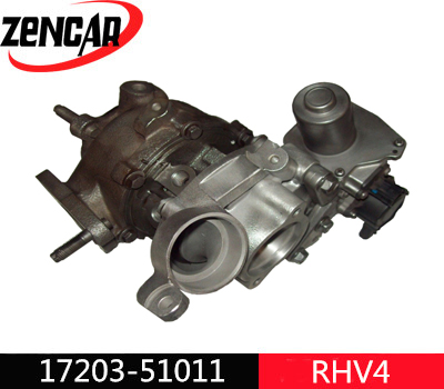 VB23 1720151020 VED20027 for Land Cruiser AWD Closed Off-Road Vehicle D-40 V8 200 Series turbo
