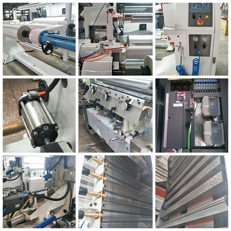 low price popular 2019 new style rotogravure printing machine for water bottle  label