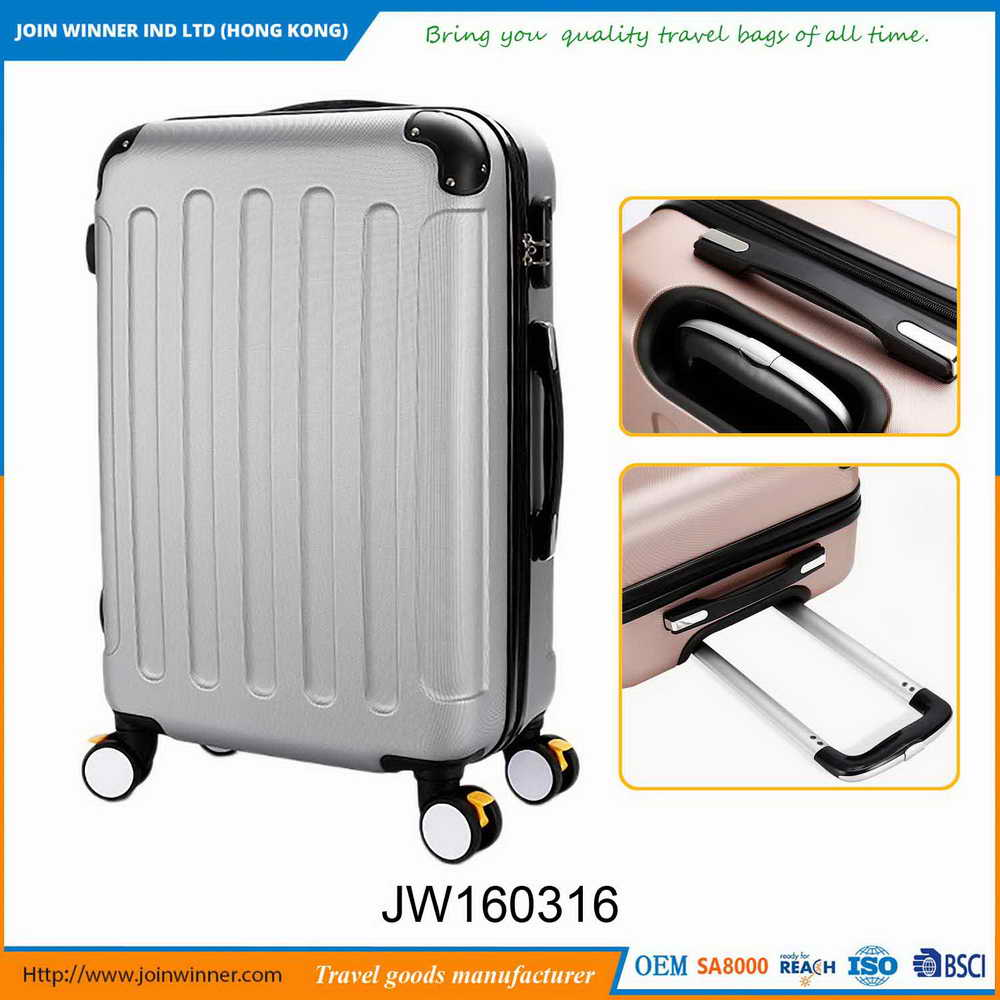 Popular Hot Selling Hard Case Carry on Luggage Fast Delivery