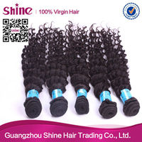 Big Deep wave supply 100% very long hair extensions