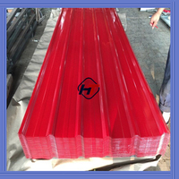 RAL3001 red Steel Corrugated Sheets/steel corrugated roofing/Metal Roofing Sheets
