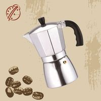 2015 Ogniora new design aluminum coffee espresso coffee maker/coffee machine