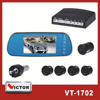 VT-1702 Automobile Bluetooth Video Display Parking Sensor