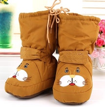 Whosale winter warm baby thinsulate kid shoe