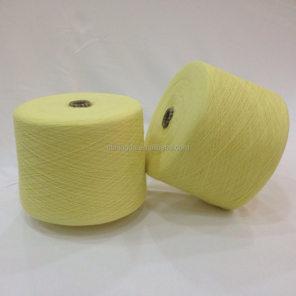 High quality china factory kevlar aramid yarn for cut resistance