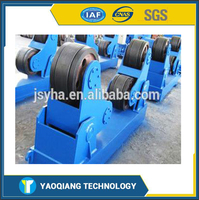 Tilting Welding Turning Roller With Hydraulic Cylinder