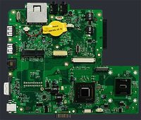 laptop/notebook motherboard with ATOM D425/N455/D525/N570 CPU