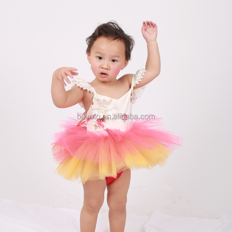 New Design Little Kids Beautiful Model Dresses
