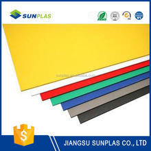Specilized production PC/ABS plastic R-141B (Anti-141b) Sheet for sale