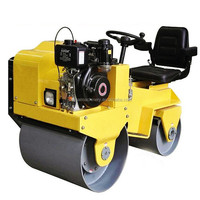 Heavy Duty Three Wheel Static Most popular concrete vibrator road roller