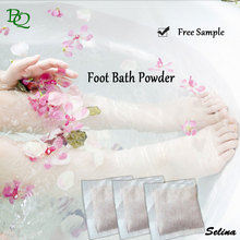 OEM Foot bath powder 100% natural bama herbs foot bath powder