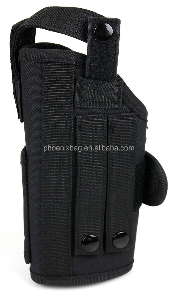 Strong Velcro Fastening & Belt Loop High Quality Gun Belt Holster Airsoft Pistol