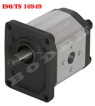 high pressure gear pumps for hydraulic system