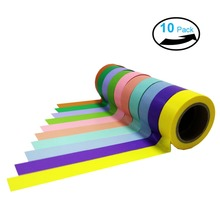 Japanese Decorative Cheap Colored Duct Paper Washi Masking Tape For Sale