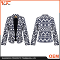 OEM service latest ladies blazer jacket designs spring and fall formal Custom Fit long sleeve women blazer