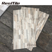 300x600 Stone Glazed House Decoration Outdoor Wall Tile