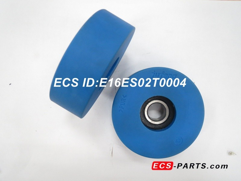 Escalator Step Roller of Mitsubishi 76*25-6202 RS 76*25mm