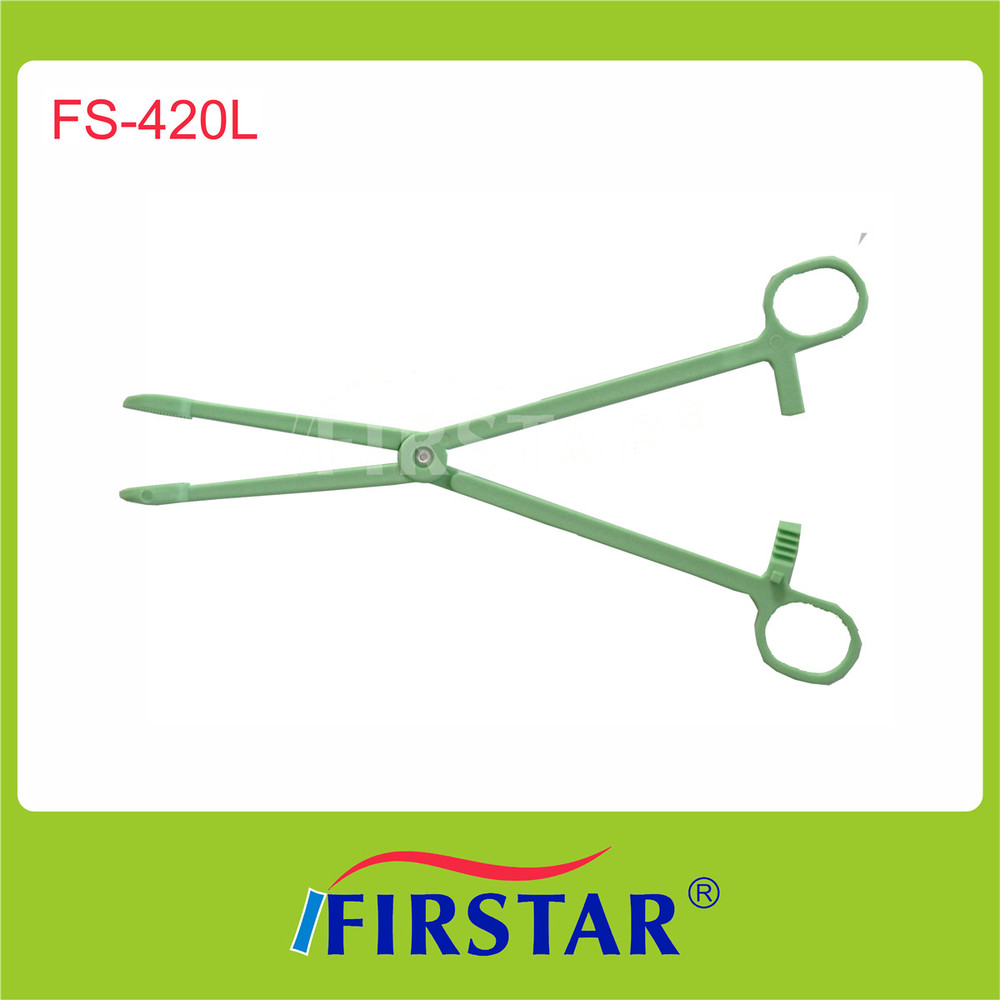 Plastic cheap surgical tweezers medical forceps