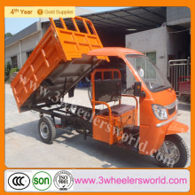 China THREE WHEEL TRICYCLES FOR GRAINS/ARGICULTURAL GOODS TRANSPORTATION,grains goods transportion.