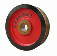 China techology one-step forged railroad steel wheels used overhead