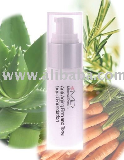Mineral Liquid Foundation Serum