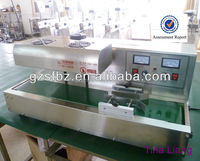 Table Automatic Aluminum Foil Plastic Cap Sealing Machine