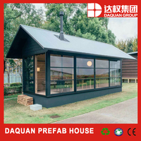 china prefab houses/igloo dog houses/modern glass houses