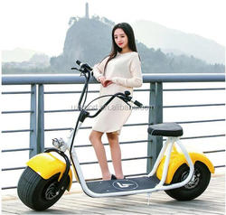 2 wheel electric scooter, citycoco adult electric motorcycle