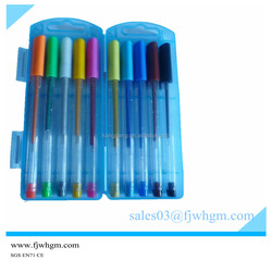 Promotional Gift Decorative Gel Highlighter Pen