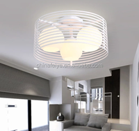 Hot sale bedroom ceiling light/simple Iron art ceiling light with glass lamp shade