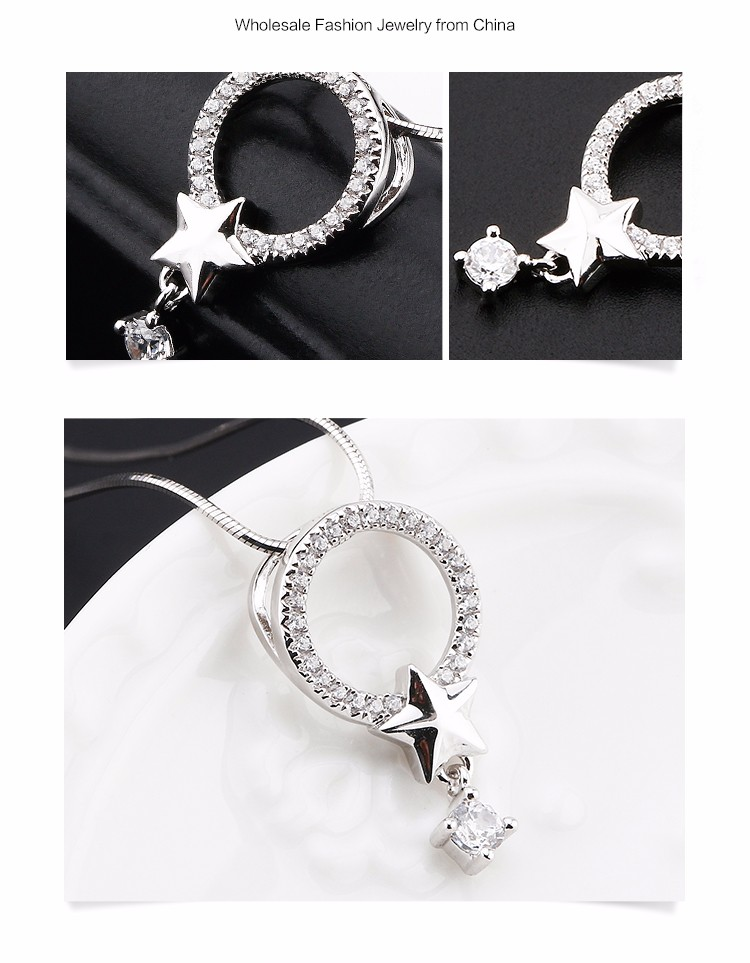 Wholesale price price hot selling gift silver design necklace chain