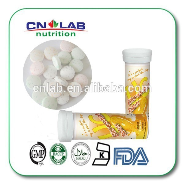 Energy Drink Effervescent Tablet in Bulk