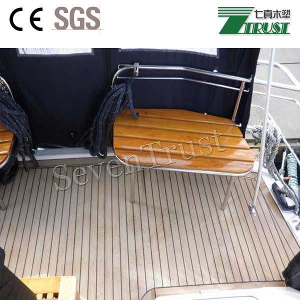 High-performance, slip-resistant,marine vinyl flooring,Isiteek for marine boat deck