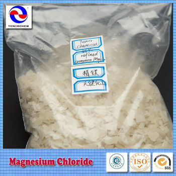 how to take magnesium chloride
