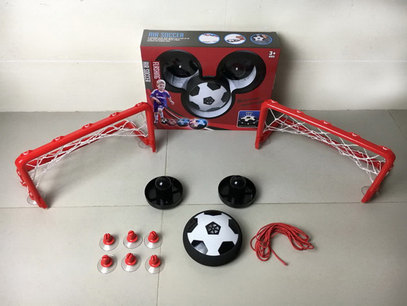 Desktop air hover ball Mini light hockey suit