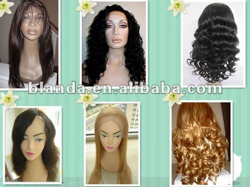Top fashion futura wig silk base eurasian hair