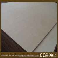 Furniture and packing LVB plywood