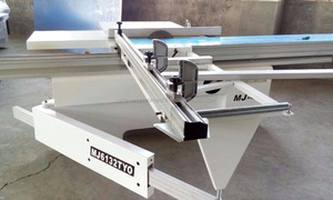 Top Quality WoodWorking Machine MJ6130 Sliding Table Panel Saw for Sale