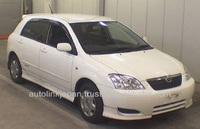 Toyota Corolla RunxNZE124 2002