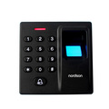 Fingerprint and Doorbell USB host Based Network Access Control System Glass Door Card Electro Lock