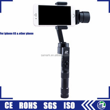 Hot sale z1-smooth-c 3 axis mobile phone handheld gimbal stabilizer for iphone android cellphone